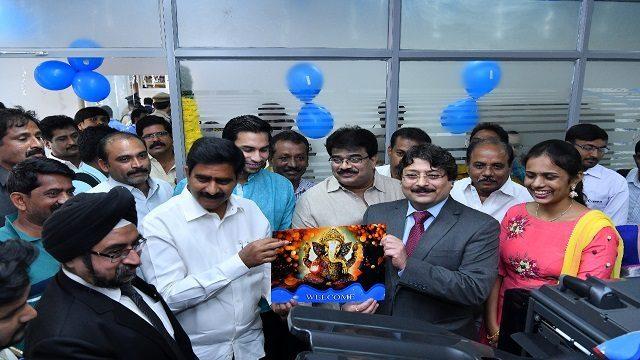 Canon Installs sixth DreamLabo 5000 in India in Vijayawada