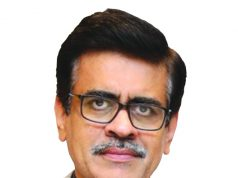 Ajay Mehta (Blue Streak)