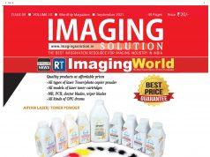 Imaging Solution Magazine September 2021